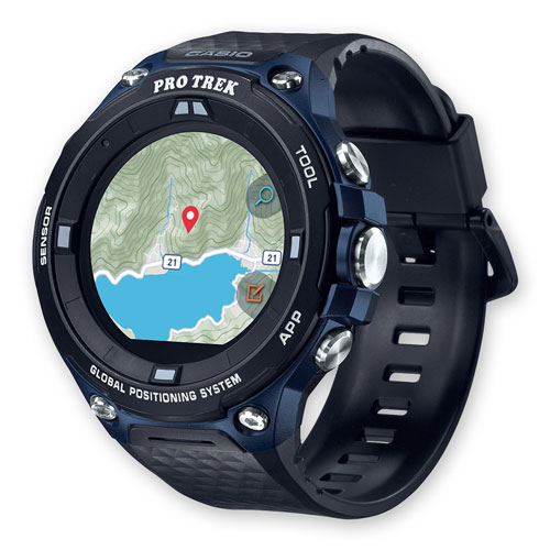 casio pro trek smart wsd f20a
